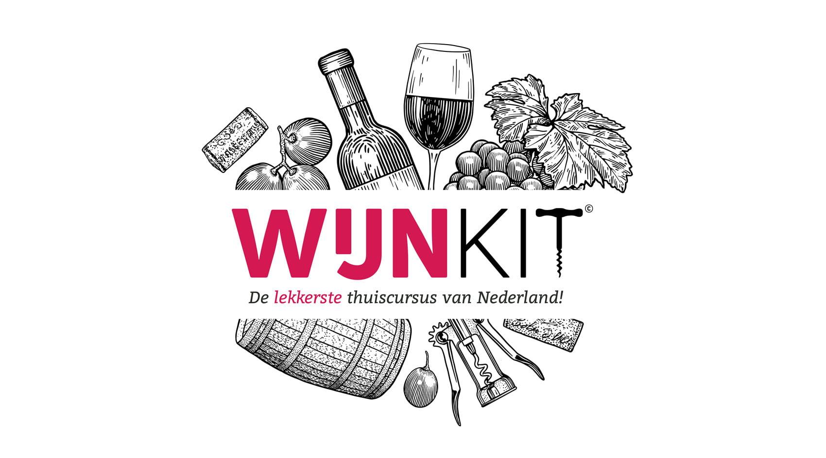 Wijnkit