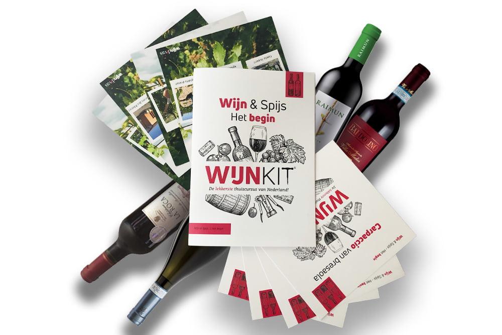 Wijn & Spijs 1: Het begin